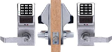 PDL5300/26D ALARM LOCK Double-sided Trilogy keypad door lock for keypad PIN-code access with keyless entry on two sides of door ************************* SPECIAL ORDER ITEM NO RETURNS OR SUBJECT TO RESTOCK FEE *************************