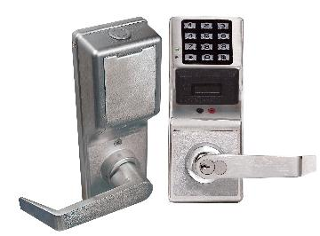 DL4100/26D NAPCO ALARM LOCK TRILOGY LOCK WITH KEYPAD ************************* SPECIAL ORDER ITEM NO RETURNS OR SUBJECT TO RESTOCK FEE *************************