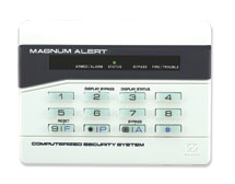 RP1016E NAPCO LED KEYPAD FOR MA1016 CONTROL