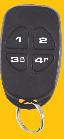 RR-4BKEYFOB ALARM LOCK 4 BOTTON KEY FOB FOR EXIT DEVICE ************************* SPECIAL ORDER ITEM NO RETURNS OR SUBJECT TO RESTOCK FEE *************************