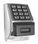 NETPDK/26D ALARM LOCK Digital & HID Prox Wireless Keypad only, supporting 5,000 PIN user codes (3-6 digits), 500 scheduled events and 35,000 event audit log ************************* SPECIAL ORDER ITEM NO RETURNS OR SUBJECT TO RESTOCK FEE *************************i