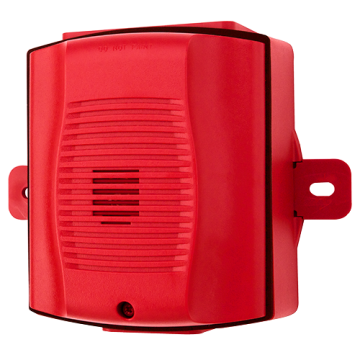 HRK SYSTEM SENSOR HORN RED OUTDOOR ************************* SPECIAL ORDER ITEM NO RETURNS OR SUBJECT TO RESTOCK FEE *************************