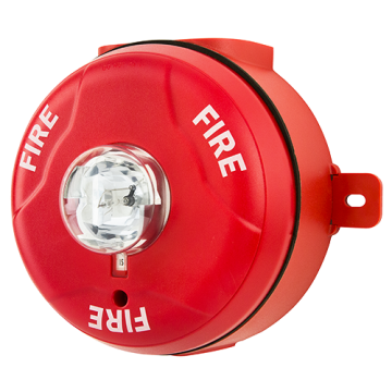 SCRK SYSTEM SENSOR STROBE CEILING STANDARD CANDELA RED OUTDOOR ************************* SPECIAL ORDER ITEM NO RETURNS OR SUBJECT TO RESTOCK FEE *************************