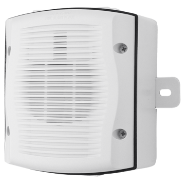 SPWK SYSTEM SENSOR WALL SPEAKER, WHITE, WEATHERPROOF ************************* SPECIAL ORDER ITEM NO RETURNS OR SUBJECT TO RESTOCK FEE *************************