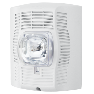 SPSW-P SYSTEM SENSOR WALL SPEAKER STROBE, STANDARD CANDELA, PLAIN, WHITE ************************* SPECIAL ORDER ITEM NO RETURNS OR SUBJECT TO RESTOCK FEE *************************