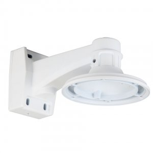 INTWMW SPECO WALL BRACKET FOR SPECO BULLET AND DOME CAMERAS WHITE
