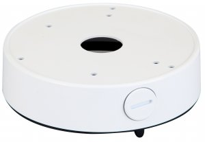 JB03TW SPECO LARGE RD JUNCTION BOX FOR TURRET CAMERAS WHITE ************************* SPECIAL ORDER ITEM NO RETURNS OR SUBJECT TO RESTOCK FEE *************************