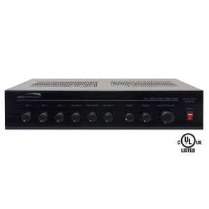 PMM60A SPECO 60 WATT AMP W/4 MIC INPUTS - XLR ************************* SPECIAL ORDER ITEM NO RETURNS OR SUBJECT TO RESTOCK FEE *************************