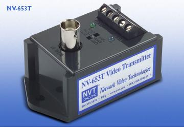 NV-653T NVT ACTIVE VIDEO TRANSMITTER ************************* SPECIAL ORDER ITEM NO RETURNS OR SUBJECT TO RESTOCK FEE *************************