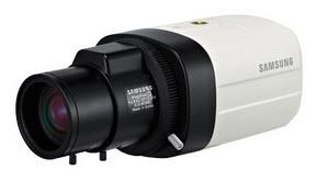 SCB-5000A SAMSCCTV BOX CAMERA HIGH RESOLUTION 1000TV LINES (COLOR) DAY/NIGHT DUAL VOLTAGE (24VAC & 12DC+/-10%)