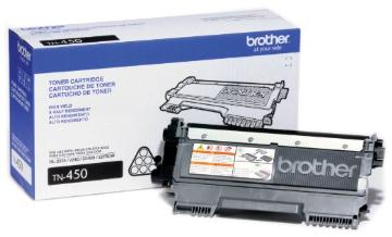 BRT-TN450 BROTHER HI YLD LASER TONER CARTRIDGE FOR USE WITH HL2240D/HL2270DW