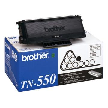 BRT-TN550 BROTHER TONER CARTRIDGE FOR HL5250DN,HL5250DNT,HL5280DW STANDARD YIELD