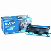 BRT-TN110C BROTHER TONER CYAN FOR MFC9440CN HL4040CN HL4070CDW 6,000 PG YLD