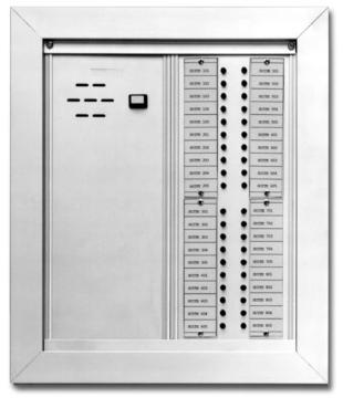 EC-240A MIRCOM 40 LED ANNUNCIATOR PANEL ************************* SPECIAL ORDER ITEM NO RETURNS OR SUBJECT TO RESTOCK FEE *************************