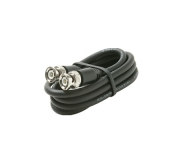 205-525 STEREN 6' BNC TO BNC PATCH CORD ************************** CLEARANCE ITEM- NO RETURNS *****ALL SALES FINAL****** **************************