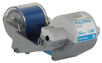 BRT-RBPP3BU BROTHER 300M x 50MM BLUE INK RIBBON FOR THE TAPECREATOR