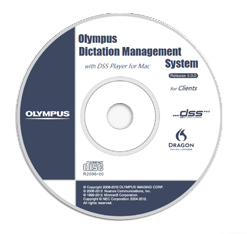 OLY-V4661510U000 OLYMPUS AS7003 DM UPGRADE STANDALONE (R5 TO ODMS) CD