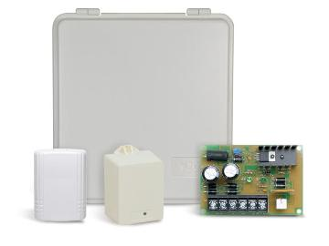 2GIG-TAKE-KIT1 2GIG (1) TAKEOVER MODULE, WALL MOUNT ENCLOSURE, POWER SUPPLY BOARD, TRANSFORMER