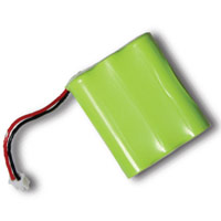 2GIG-BATT2X 2GIG Console Battery Pack Optional extra capacity battery. Replaces standard internal Control Panel battery. Required for UL985 fire warning system listing. Nickel metal hydride (NiMH) battery