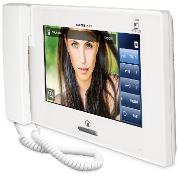 """JP-4HD AIPHONE 7"""" TOUCHSCREEN HANDSET/HANDS-FREE SUB MASTER FOR JP SERIES ************************* SPECIAL ORDER ITEM NO RETURNS OR SUBJECT TO RESTOCK FEE *************************"""