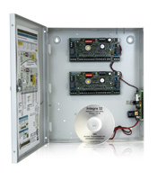 RBH-URC-2004 RBHUSA 4-DOOR UNIVERSAL CONTROLLER KIT 64-DOOR SPFTWARE (RBH-IRC) AND CABINET WITH 12VDC @ 2.5A POWER SUPPLY (RBH-ENCL1-PS)