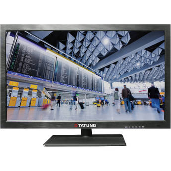 "TME32A TATUNG 32"" FULL HD DISPLAY FEATURING LED BACKLIT PANEL MONITOR FOR CCTV/DIGITAL SIGNAGE VGA, HDMI X2, LOOPING BNC WITH SUPPLIED RCA ADAPTERS, S VIDEO, A/V IN AND OUT, USB PORT FOR SLIDE SHOW 1920 X 1080 ************************* SPECIAL ORDER ITEM NO RETURNS OR SUBJECT TO RESTOCK FEE *************************"