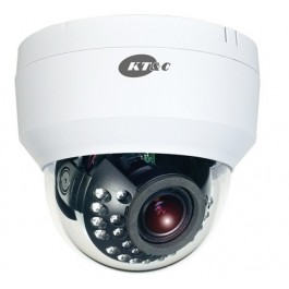 KEZ-C2DI28V12IRNW KT&C 2.1MP HD-TVI IR Indoor Dome, f2.8-12mm, AC/DC Dual Voltage, UTC WHITE ************************** CLEARANCE ITEM- NO RETURNS *****ALL SALES FINAL******* **************************