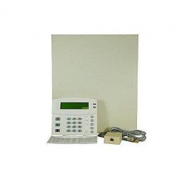 80-968-4 UTC CONCORD 4: ATP1000 2X16 ALPHANUMERIC TOUCHPAD, TRANSFORMER, PHONE CORD, RJ31X JACK, (3) RECESSED HARDWIRE MAGNETIC CONTACTS, (1) HARDWIRE SIREN AND (1) HARDWIRE PET IMMUNE PIR MOTION DETECTOR