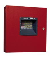 FLMS-4 FIRE-LITE 4 ZONE FIRE ALARM CONTROL PANEL