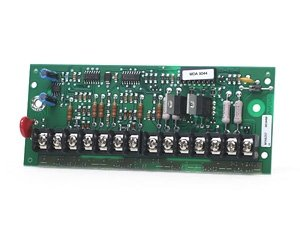 60-757 UTC 8-ZONE INPUT EXPANSION SNAPCARD: 6 HARDWIRE INPUTS, 2 TWO-WIRE SMOKES. 2K OHM RESISTORS INCLUDED