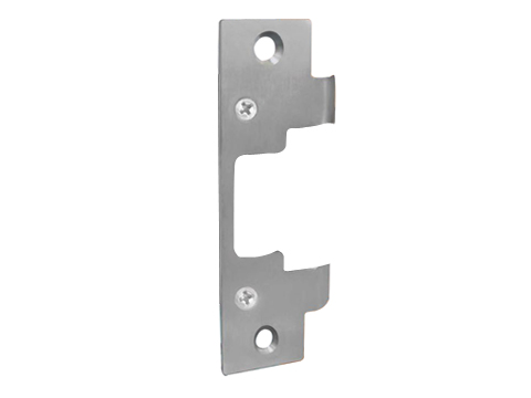 "HES801-630 HES 8000/8300 4 7/8"" FACEPLATE SQUARE CORNER SATIN STAINLESS STEEL"