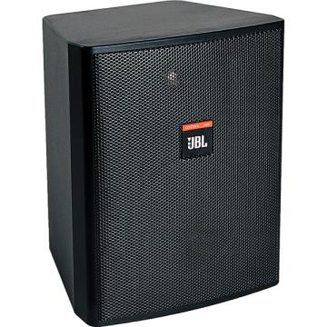 "CONTROL25AV JBL CONTROL 25AV SHIELDED 5.25"" 2-WAY INDOOR OUTDOOR SPEAKER BLACK - PRICE PER EACH BUT SOLD IN PAIRS-MUST BUY 2 ************************* SPECIAL ORDER ITEM NO RETURNS OR SUBJECT TO RESTOCK FEE *************************"