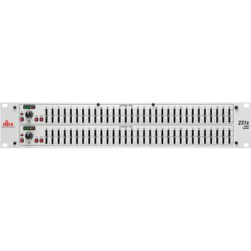 231S DBX 31 BAND DUAL CHANNEL EQUALIZER ************************* SPECIAL ORDER ITEM NO RETURNS OR SUBJECT TO RESTOCK FEE *************************