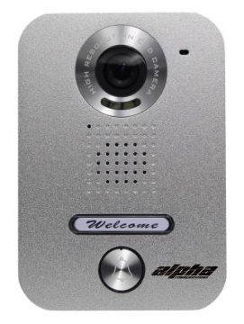 VR237S ALPHA EXTRA DOOR STATION FOR VK237WS ************************ SPECIAL ORDER ITEM NO RETURNS OR SUBJECT TO RESTOCK FEE *************************