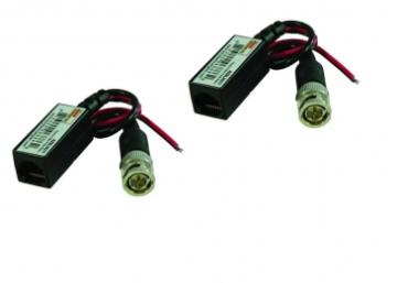 AZBLN217 AZCO 1 CHANNEL PASSIVE VIDEO/POWER BALUN - PAIR