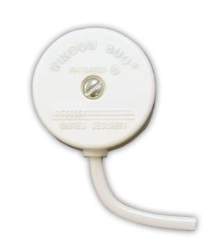 724-W USP WINDOW BUG GLASS BRAKE DETECTOR STATEWIDE WHITE ************************* SPECIAL ORDER ITEM NO RETURNS OR SUBJECT TO RESTOCK FEE *************************