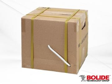BP0033/CB-E BOLIDE Professional Grade UL listed 500 Ft. Zip Cable, Black. RG59+18/2, 95% [96 boxes per pallet] ************************* SPECIAL ORDER ITEM NO RETURNS OR SUBJECT TO RESTOCK FEE *************************