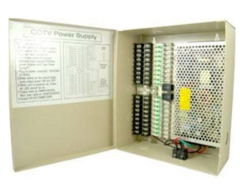BP0050/18-29 BOLIDE 12VDC REGULATED POWER SUPPLY, 18 OUTPUT, 29 AMP ************************* SPECIAL ORDER ITEM NO RETURNS OR SUBJECT TO RESTOCK FEE *************************