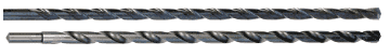 MB186 CANADIAN FLEXI DRILLS 3/8 X 18 V FLUTED MASONARY BIT ************************* SPECIAL ORDER ITEM NO RETURNS OR SUBJECT TO RESTOCK FEE *************************