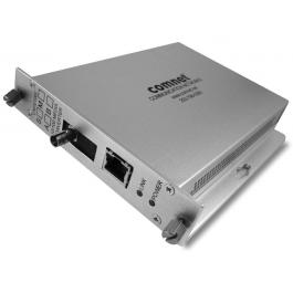 CNFE1002M1A COMNET 100MBPS MEDIA CONVERTER (A) ST CONNECTOR 11 1 FIBER ************************* SPECIAL ORDER ITEM NO RETURNS OR SUBJECT TO RESTOCK FEE *************************