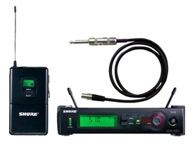 SLX14-H5 SHURE WIRELESS SYSTEM RECEIVER ************************* SPECIAL ORDER ITEM NO RETURNS OR SUBJECT TO RESTOCK FEE *************************