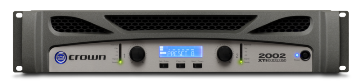 XTI-2002 CROWN 1000 WATT AMP ************************* SPECIAL ORDER ITEM NO RETURNS OR SUBJECT TO RESTOCK FEE *************************