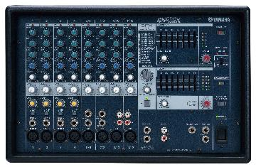 EMX512SC YAMAHA 12 CHANNEL STEREO POWERED MIXER W/ SPXDFD 500W @ 4 OHMS 2 CH OUTPUT ************************* SPECIAL ORDER ITEM NO RETURNS OR SUBJECT TO RESTOCK FEE *************************