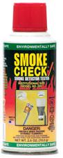 HO-25S HSI 2.5oz Smoke Check, Smoke Detector Tester NFPA 72 Compliant