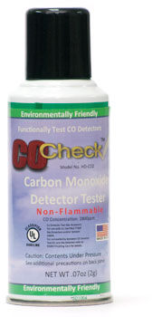 HO-CO2REV HSI CO CHECK CARBON MONOXIDE DETECTOR TESTER