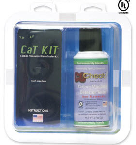 HO-CAT HSI CATKIT CARBON MONOXIDE DETECTER TESTER KIT CONTAINS HO-CO REV2 5 TO 10 TEST, RECOMMENDED FOR USE WITH THE VT-1 ************************* SPECIAL ORDER ITEM NO RETURNS OR SUBJECT TO RESTOCK FEE *************************