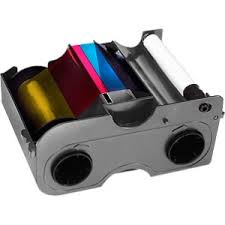 FA-44230 KANTECH DTC-400E YMCKO CARTRIDGE W/CLEANING ROLLER: FULL-COLOR RIBBON WITH RESIN BLACK AND CLEAR OVERLAY PANEL 250 IMAGES ************************* SPECIAL ORDER ITEM NO RETURNS OR SUBJECT TO RESTOCK FEE *************************