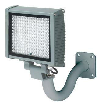 IH200D Outdoor / Indoor Aluminum Housing, 200 High Intensity IR LED Illuminator,Dual Power DC12V/AC24V 1.5A, 150M Outdoor 45 Degrees ************************* SPECIAL ORDER ITEM NO RETURNS OR SUBJECT TO RESTOCK FEE *************************
