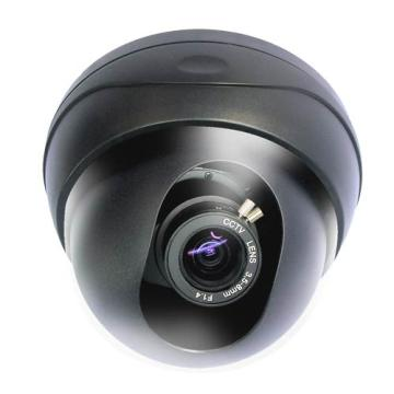 "CD35VAD-H 1/3"" DAY/NIGHT INDOOR DOME, 3.5~8mm A/I, 560TVL, 12/24, BLACK ************************* SPECIAL ORDER ITEM NO RETURNS OR SUBJECT TO RESTOCK FEE *************************"