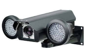 CHLP120IR-EF LICENSE PLATE CAMERA, 720TVL, 10-120MM A/I, DUAL POWER, ************************* SPECIAL ORDER ITEM NO RETURNS OR SUBJECT TO RESTOCK FEE *************************